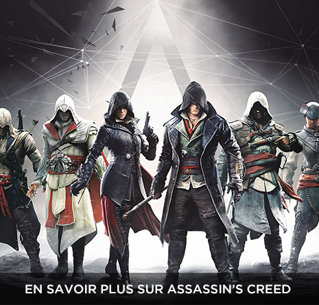 Assassin's Creed - La saga